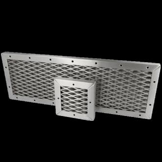 9520 EMC woven mesh ventilation panel