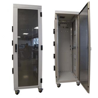 Full size shielded racks