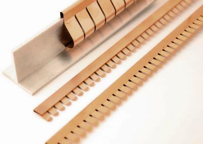 2100 Serie clip-on-montage fingerstips is een eenvoudig klemsysteem