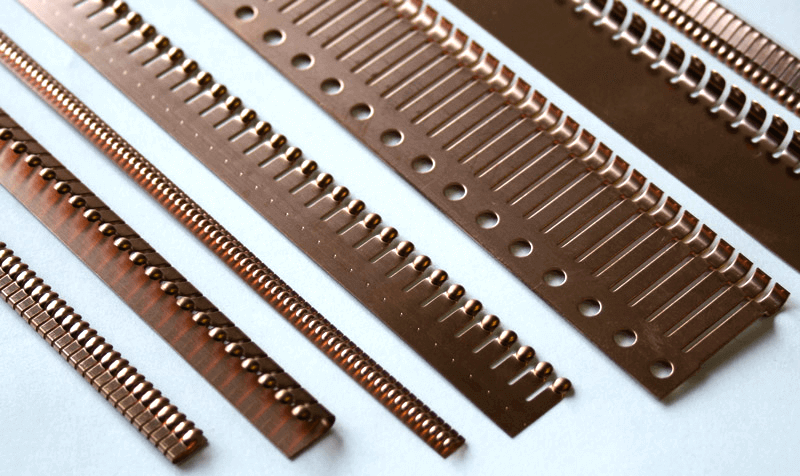 2600 Series Circular fingerstrips 2