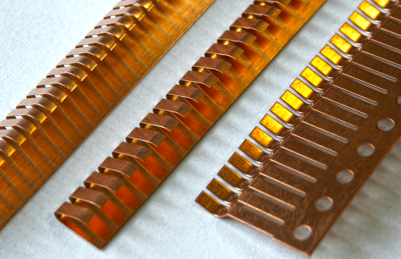 2700 Series contact fingerstrips