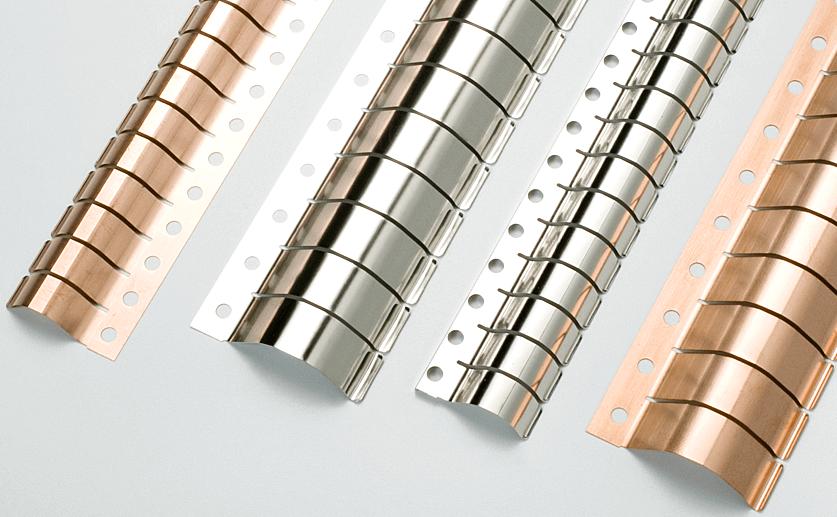 2800 Series Door fingerstrips/contactstrips