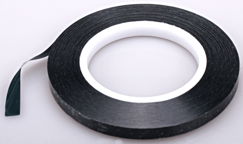 Electrically conductive mounting tape for conductivity and EMI shielding