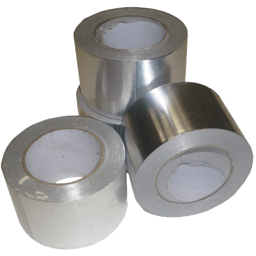 Aluminium foil for EMI shielding of aluminum housings