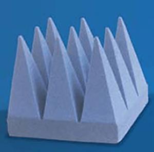 Hybrid Absorber für EMV-Zimmer