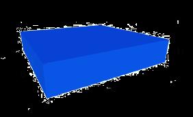 Skumbasert flatabsorberende teknisk tegning