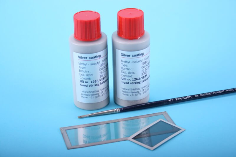 Conductive silver coating 3830