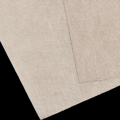 EMI遮蔽用途のための銅/ニッケル導電性不織布