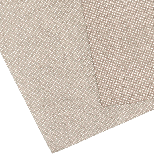 Tejido no tejido conductor de cobre / níquel para aplicaciones de blindaje EMI