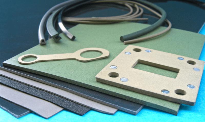 Leitfähigen Gummi 5750 -Serie kann in jede gewünschte Form geschnitten werden,und nach Kundenzeichnung