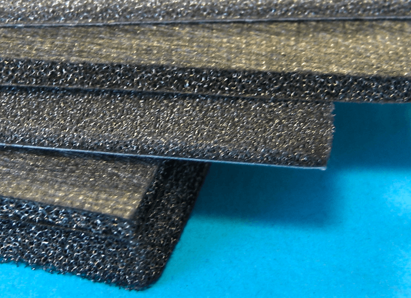 Conductive Foam For EMI Shielding And Absorbing Gasket
