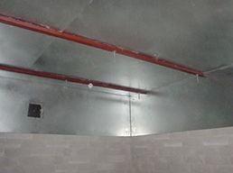 MuFerro™ 6800 ceiling umbrella construction