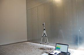 Measuring setup