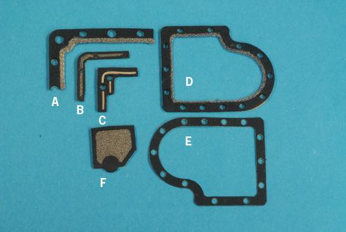 Die cut gasket holland shielding systems bv