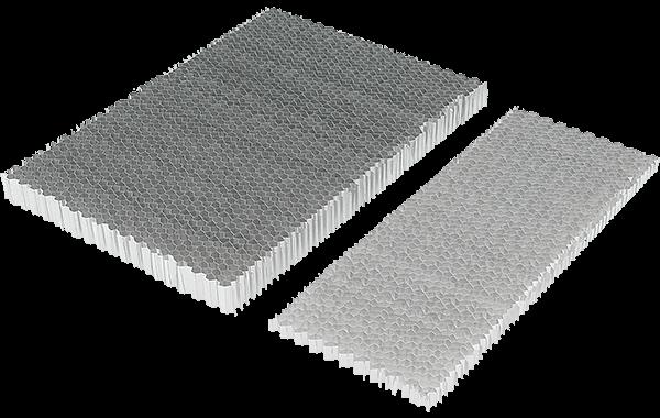 Paneles de ventilación de blindaje EMI sin marco de forma rectangular