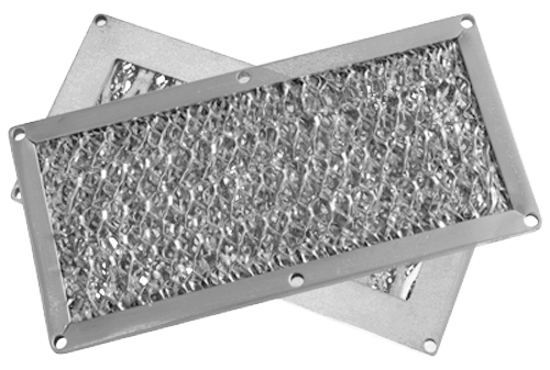 9510 series EMC Dust filter ventilation panel