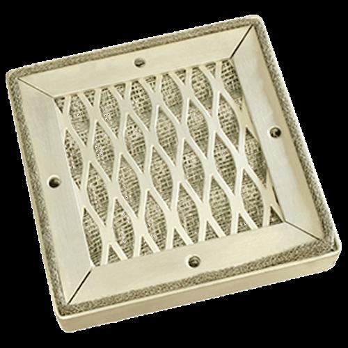 EMC woven mesh ventilation panel