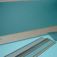 EMI/RFI shielded window