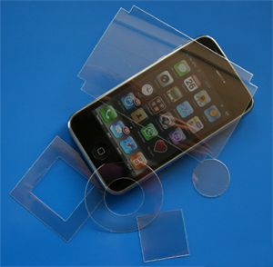 Transparent foil 9900