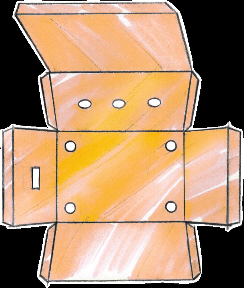 Carcasa de lámina protectora