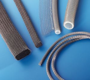 Knitted wire mesh EMC gaskets