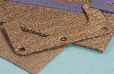 Electrically conductive felt