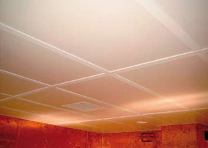 Mu copper detachable ceiling