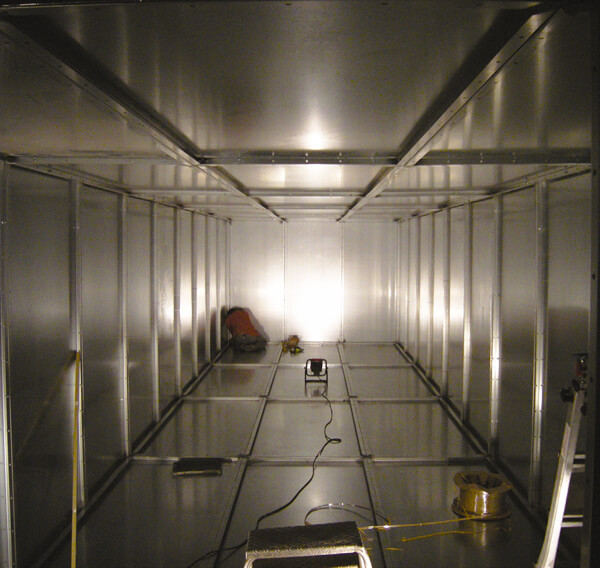 Prefabricated Faraday Cages And Modular Faraday Cages