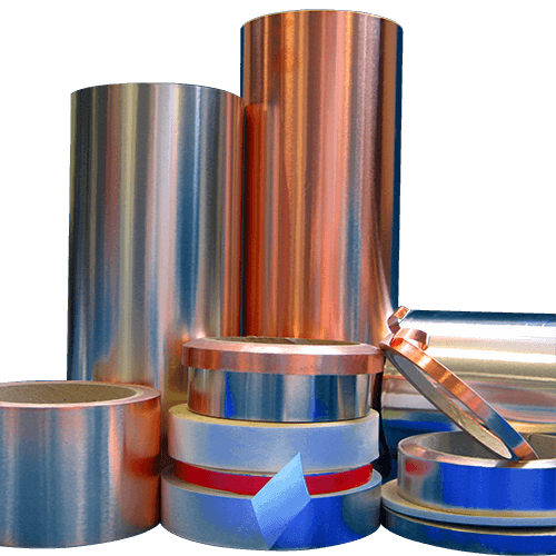 Tapes, foils, textiles & high electrical resistance