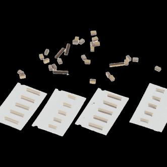Junta protectora de PCB de silicona conductora