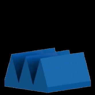 Amortiguadores de cuña basados en espuma PU