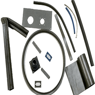 Elastómero de protección de silicona