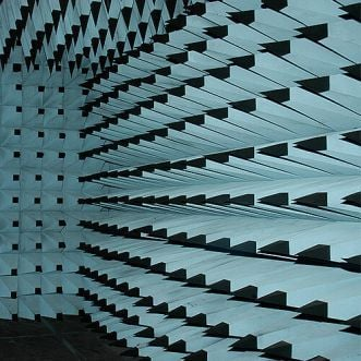 Anechoic chamber | Holland Shielding Systems