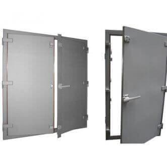 Puertas de Jaula Faraday