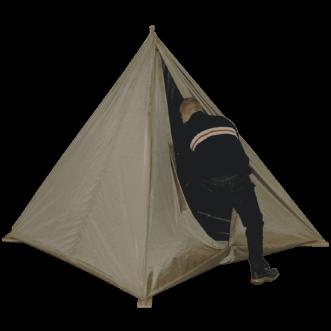 EMI/RFI-shielded Faraday tent