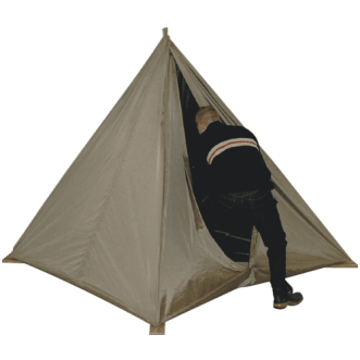 Shielded faraday tents