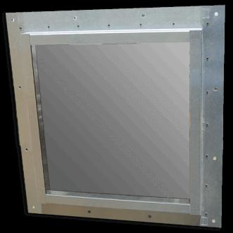 Faraday jaula de ventanas