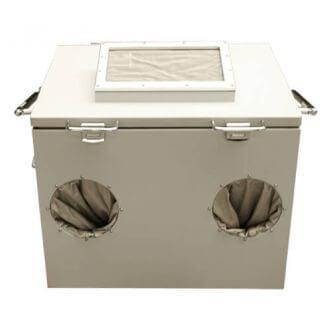 MPSB-50-40-40 - Medium performance shielded box