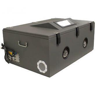 RF Shielded test box