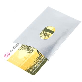 Protección de la tarjeta RFID
