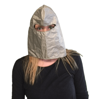 Shielded burka | Holland Shielding Systems BV
