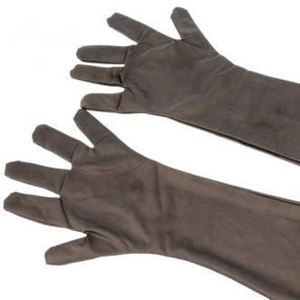 Shielded gloves