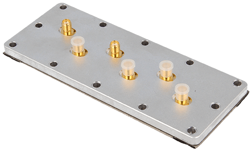 Medium performance shielded box filter type 4