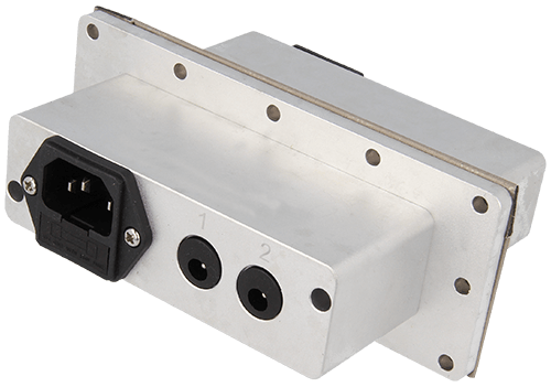 Medium performance shielded box filter type 5