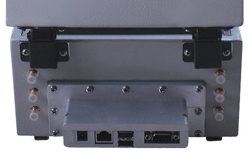 Medium performace shielded box type 2 open view