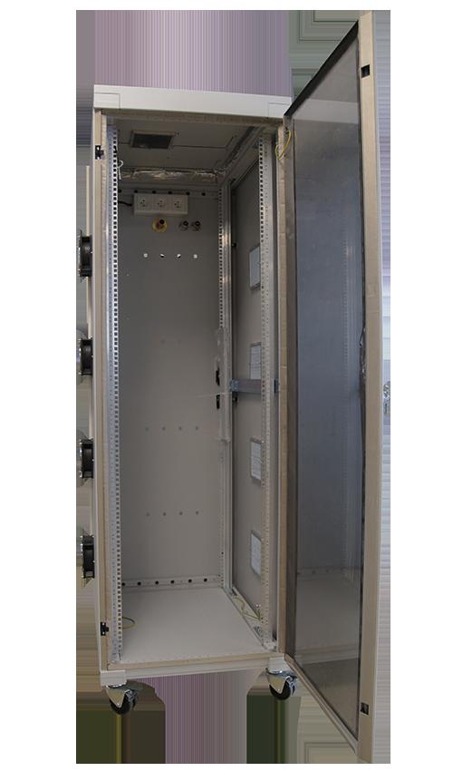 Rf Shielded Racks For Server Rooms