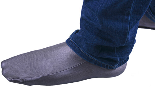 Shielded socks