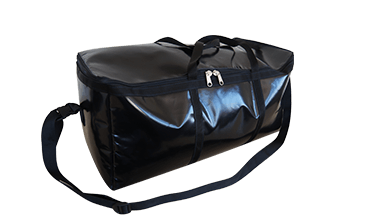 shielded tent packing transport bag